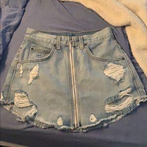 BNWOT Carmar Skirt Size 26